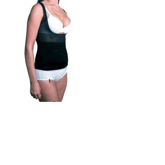 top only 3 tops Kymaro New Body Shaper  Nude size Small Body Shapewear